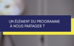 Présentation du programme en vidéo