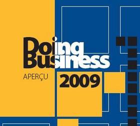 Cuvée 2009 du rapport DOING BUSINESS de la Banque mondiale : moins polémique, plus anecdotique