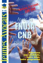Téléchargez le Jeunes Avocats Magazine n°102 bientôt dans vos toques !