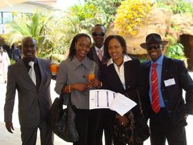 Création de la FAUJA (Fédération Africaine des Associations et Unions de Jeunes avocats)