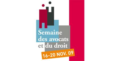 Avocats, participez à la 4e Semaine des Avocats et du Droit