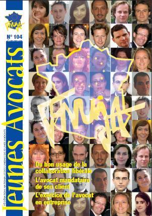 Le JEUNES AVOCATS MAGAZINE n°104 vient de sortir...