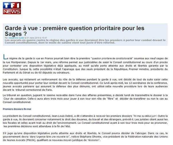 TF1 NEWS - le 1er mars 2010.JPG