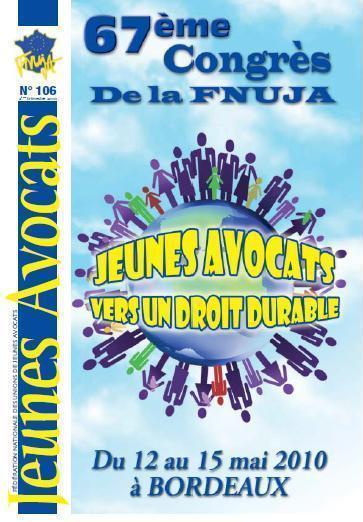 TELECHARGEZ LE JEUNES AVOCATS MAGAZINE n°106 :