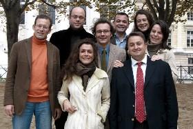 Bureau National 2006-2007 - Présidence Loïc DUSSEAU