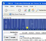 Communiquer avec la FNUJA