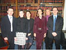 Ordre du jour du Comité décentralisé du 28 février 2004