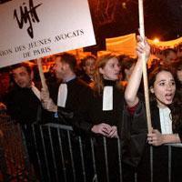 Appel national à la manifestation le 5 février 2004