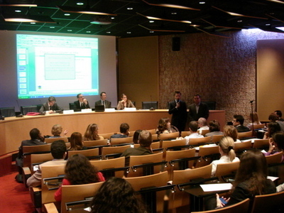 Ouverture de la Journée par Romain CARAYOL, Président de la FNUJA, et Yannick SALA, Président de l'UJA de Paris