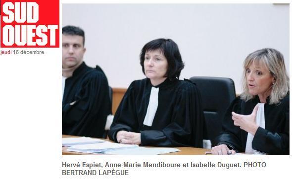 « La justice est au bord de l'asphyxie »