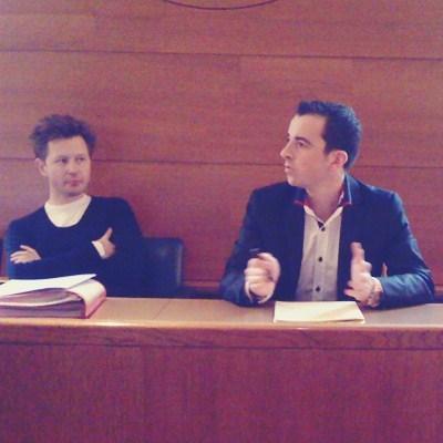 JEUNES AVOCATS / JEUNES EXPERTS COMPTABLES : Signature du Partenariat