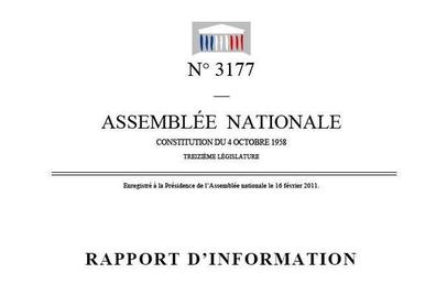 RAPPORT D'INFORMATION SUR LES CARENCES DE L'EXECUTION DES PEINES ET L'EVALUATION DE L'APPLICATION CASSIOPEE