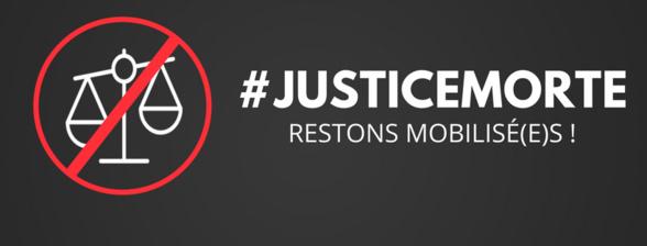 """Mobilisation contre le PLJ Justice - Journée """"Justice morte"""" le 22 novembre !"""
