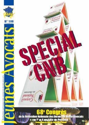 Le Jeunes Avocats Magazine n°108 vient de paraitre !