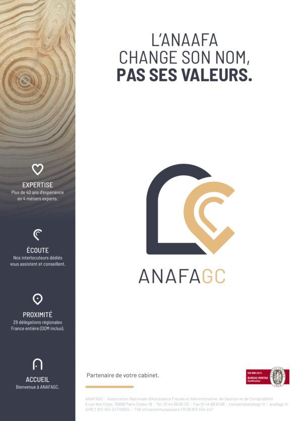 L'ANAAFA change son nom, pas ses valeurs !