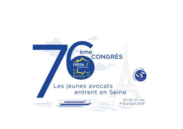 """Congrès de Paris 2019 - Les jeunes avocats entrent en Seine!"""" - LES MOTIONS"""