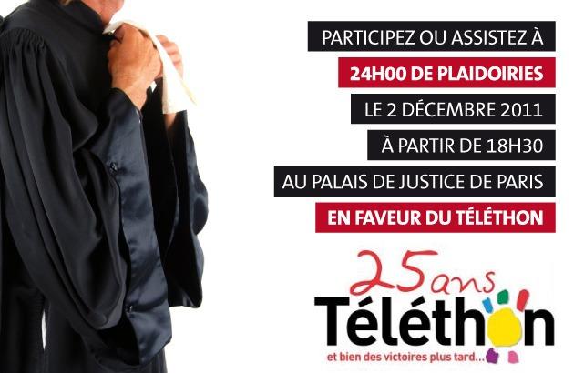 Les Jeunes avocats se mobilisent pour le Téléthon