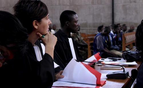 COMPTE RENDU DE LA CARAVANE DES DROITS DE L'HOMME AU BENIN
