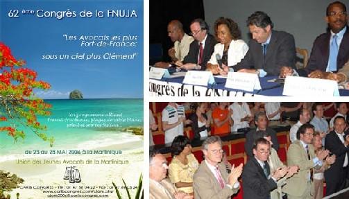 BILAN DU 62ème CONGRES DE LA FNUJA