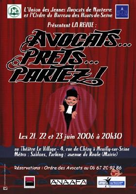 Revues de l'UJA - Paris et Nanterre - Juin 2006