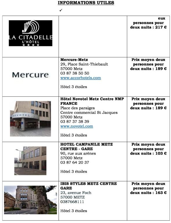 Comité décentralisé à Metz