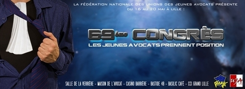 Congrès 2012 - Les Jeunes Avocats ont pris position : LES MOTIONS