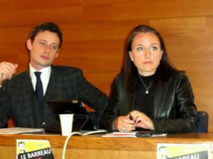 Massimo BUCALOSSI succède à Alexandra PERQUIN à la Présidence de l'UJA de Paris
