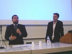 Intervention de la FNUJA au Congrès du Syndicat des Jeunes Biologistes Médicaux (SJBM)