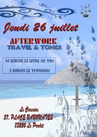 TOULON - 26 Juillet 2012 - Afterwork d'été