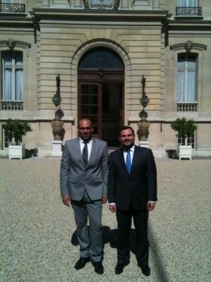 La FNUJA reçue par les Conseillers 'Justice' du Président de la République et du Premier Ministre