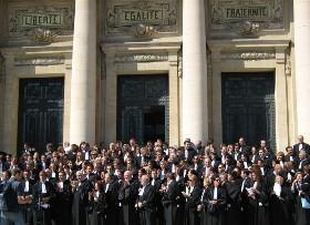 UJA de Toulon: une mobilisation sur l'AJ à la hauteur des inquiétudes de la profession