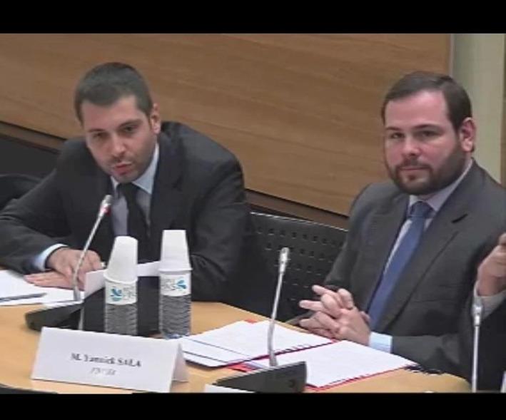 Surpopulation Carcérale : Audition de la FNUJA par la Commission Parlementaire