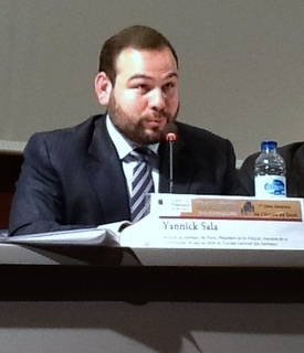 Intervention du Président de la FNUJA aux 1ers Etats Généraux de l'Accès au Droit