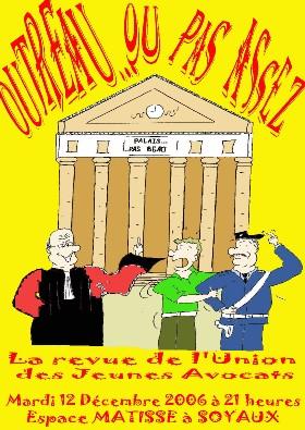 Succès de la Revue de l'UJA de Charente