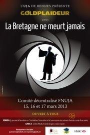 Comité décentralisé de Rennes, du 15 au 17 mars 2013 : Programme