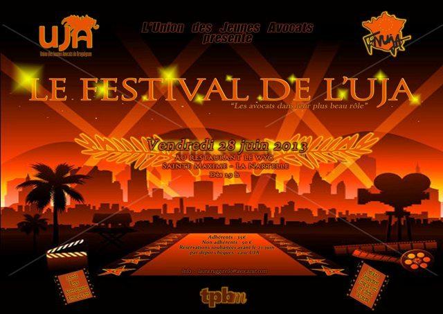 """DRAGUIGNAN - Soirée : """"Festival de l'UJA"""""""