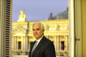 Jean-Marie BURGUBURU, Nouveau Président du CNB (Photo : Jean-René TANCREDE)