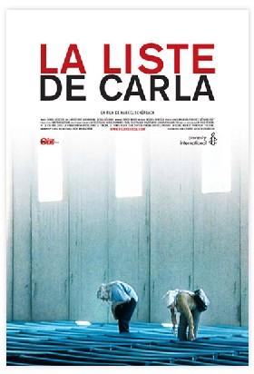 Sortie le 9 mai de 'La liste de Carla', un film de Marcel Schüpbach sur les coulisses du TPIY