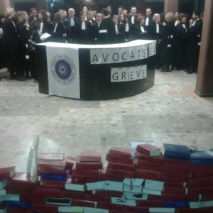 Les Avocats mobilisés pour une Justice de Qualité !