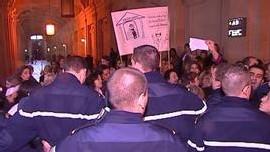 Les dérapages du 29 octobre au sein de Palais de Justice de Paris !