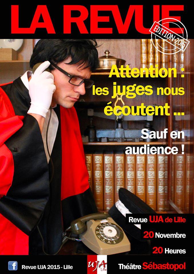 LILLE - Revue de l'UJA