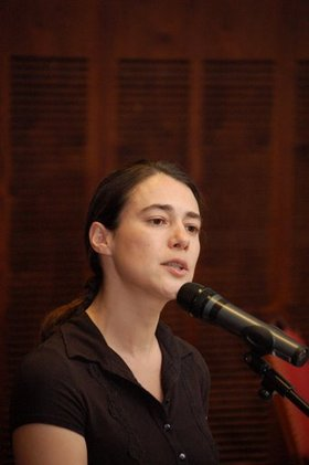 Le Discours de Camille MAURY (NÎMES) élue 1ère Vice Présidente de la FNUJA