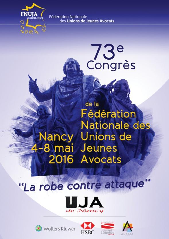 CONGRES 2016 - La robe contre attaque !