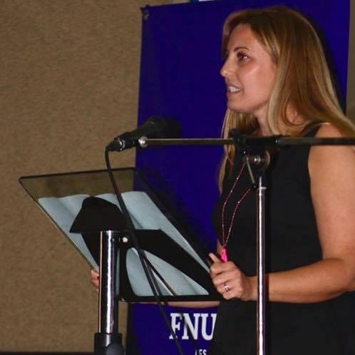 Discours d'Alexandra BOISRAME, Nouvelle Présidente de la FNUJA