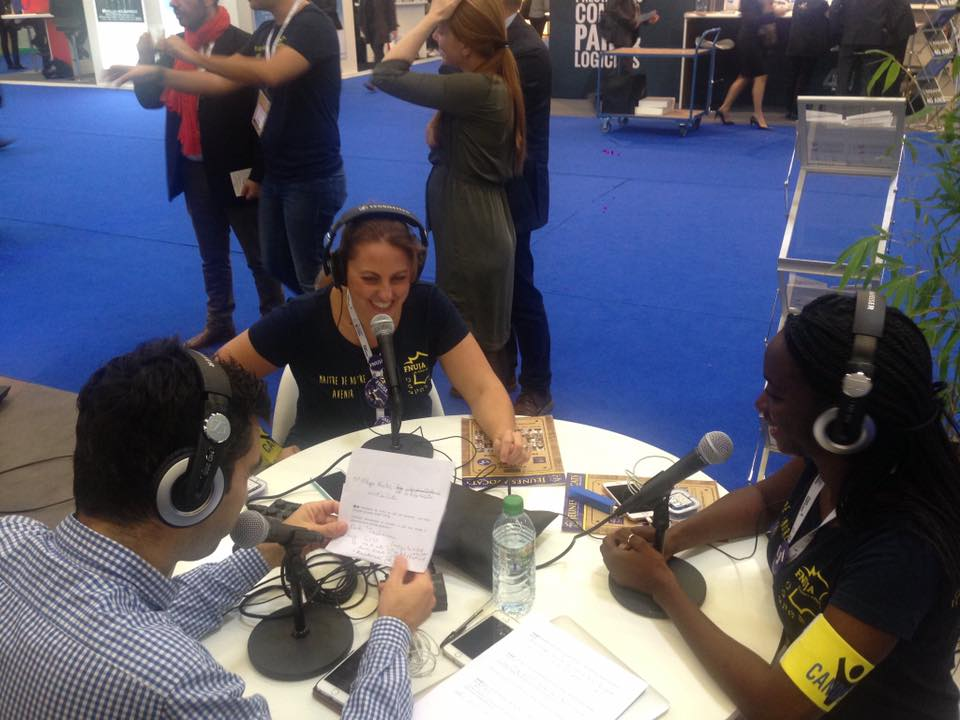 Interview Lexradio de la FNUJA sur la révolution numérique de la profession pendant la Convention Nationale !