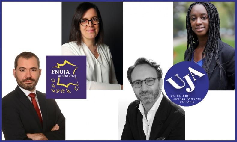 « Élections au CNB : FNUJA et UJA Paris entrent en campagne! » - Interview Les Affiches Parisiennes.