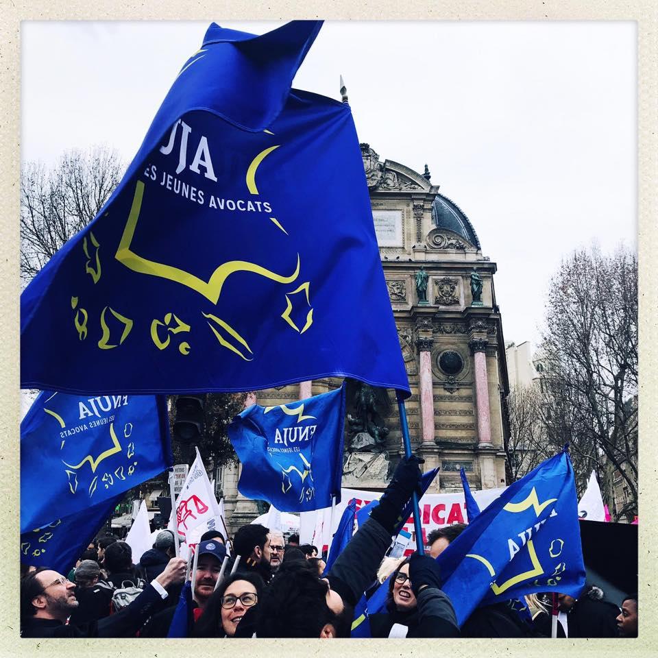 PLJ Justice - Retour en image sur la Manifestation du 15 janvier 2019 !