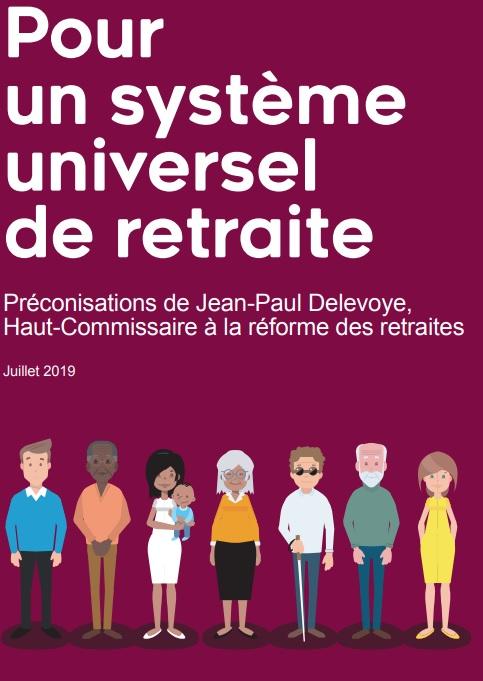Retraite des Avocats et de création d'un système universel de retraite
