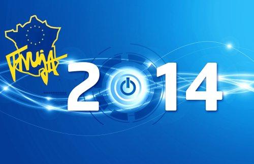 2014... C'est parti ! Meilleurs Voeux !