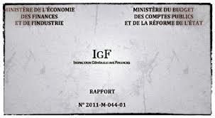 Le Rapport de l'IGF enfin dévoilé !